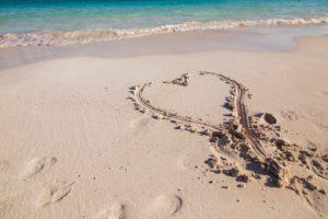 coeur sable