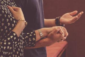 prière d'alliance couple